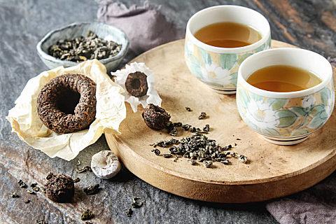适合秋季喝的养生茶
