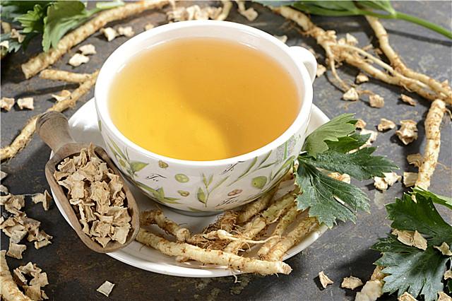 绿萝花泡茶的保健功效