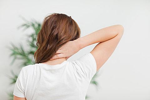 颈椎病的自我治疗