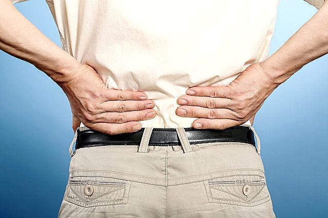 腰痛怎么自我缓解