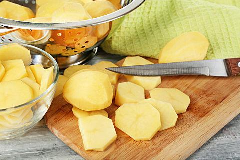 生土豆可以打汁喝吗?土豆汁的神奇功效