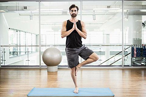 男性练瑜伽的好处