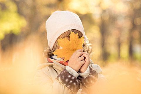 关于秋天的祝福语
