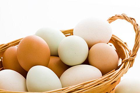 怎么鉴别土鸡蛋