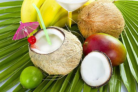 椰子汁的热量高不高