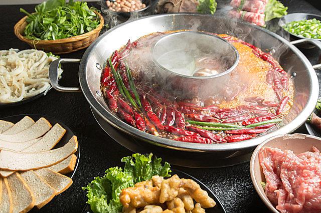 冬季吃火锅最适合吃什么菜