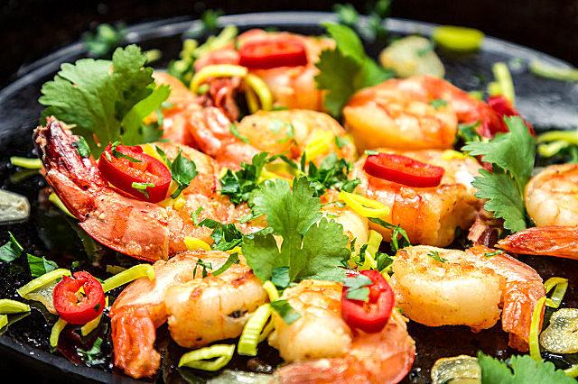 皮皮虾和基围虾有什么区别?吃皮皮虾的好处多