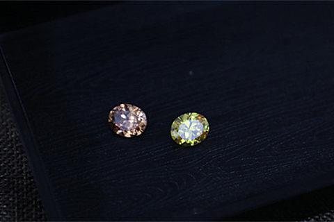 区分水晶和玛瑙
