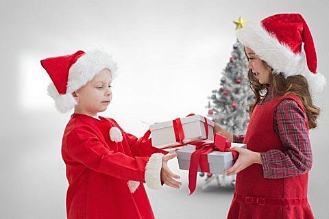 西方圣诞节的传统风