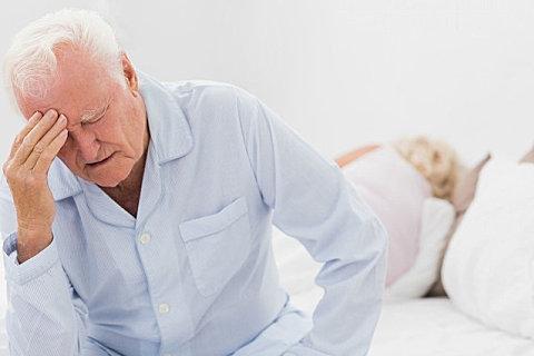 50岁以上中老年睡眠不好的坏处