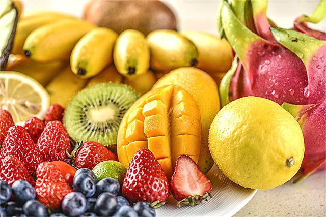吃海胆的时候能不能吃水果
