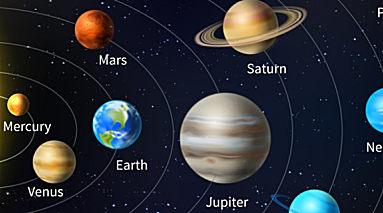 金星属于哪类行星