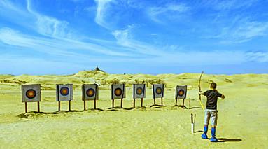 射箭运动起源于哪个国家