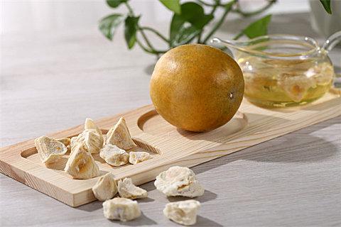 罗汉果泡茶的保健功效,罗汉果为什么是甜的?