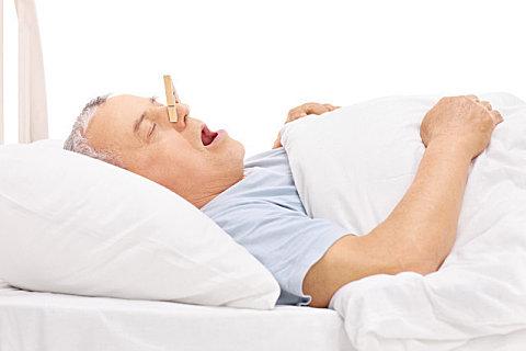老年人睡觉流口水是怎么回事