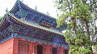 为什么每个寺庙都有大雄宝殿