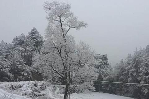 全国多地迎入秋后首场降雪