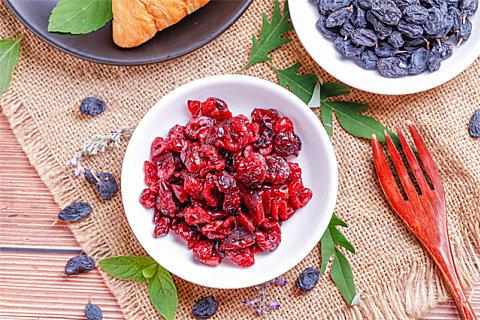 蔓越莓干怎么保存