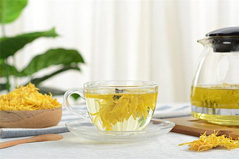 菊花茶怎么保存?饮用菊花茶的最佳时间