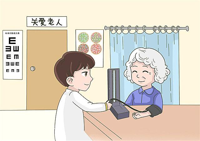 老年人高血脂有什么症状