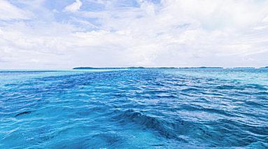 世界上最小的一片海