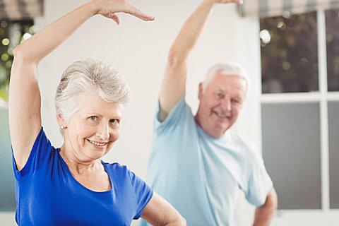 老年人能不能减肥