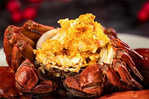 螃蟹的蟹黄变黑还能不能吃