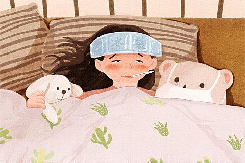 小孩子为什么容易患上秋季腹泻