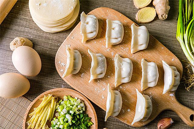 老年人适合吃什么馅的饺子
