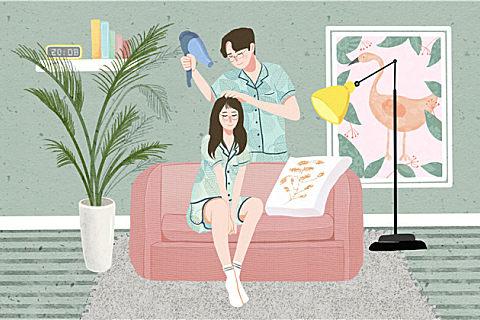 经常用吹风机对身体有害吗?不仅有损发质,辐射也不小