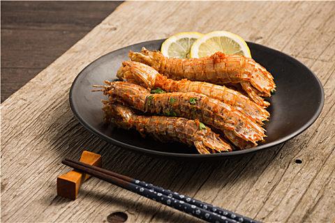 皮皮虾不能和什么一起吃