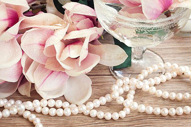 珍珠怎样保养与清洗