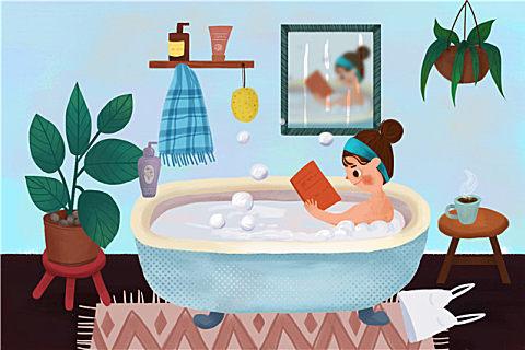 泡澡和泡温泉有什么区别