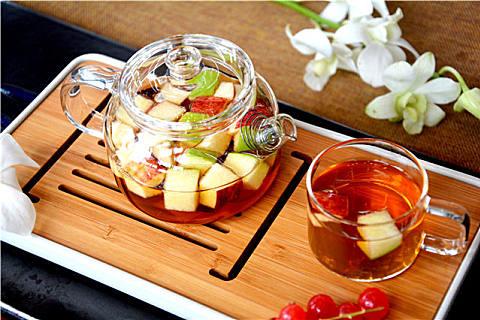 冬天适合喝什么水果茶?酸甜好喝又营养健康
