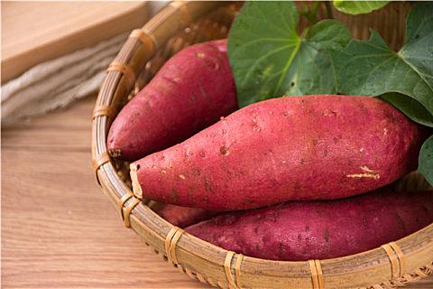 红薯生吃好还是熟吃好