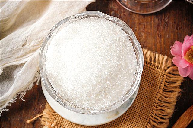 白糖和方糖有什么区别?白糖这样保存不结块不变质