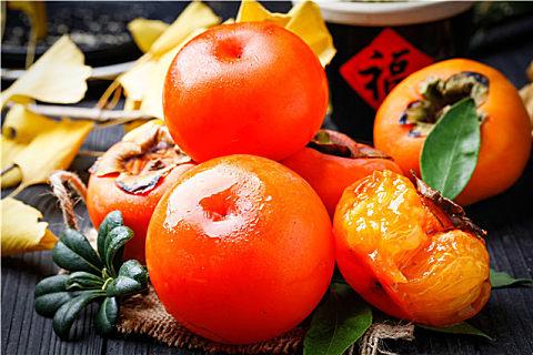 女人吃柿子有什么好处