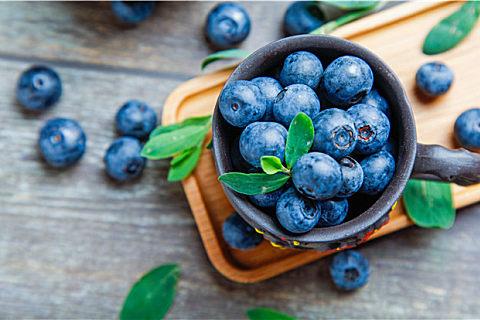 蓝莓对男性的作用