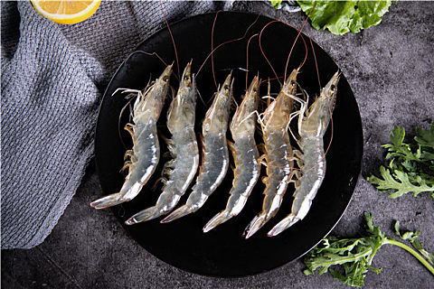 基围虾和草虾的区别