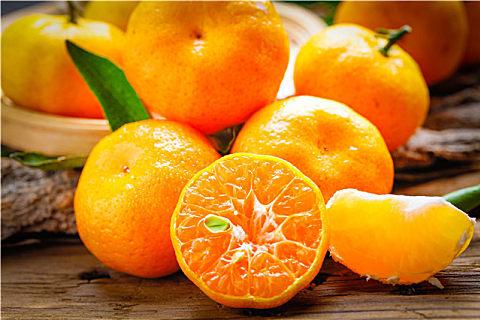 橘子的挑选方法和窍门