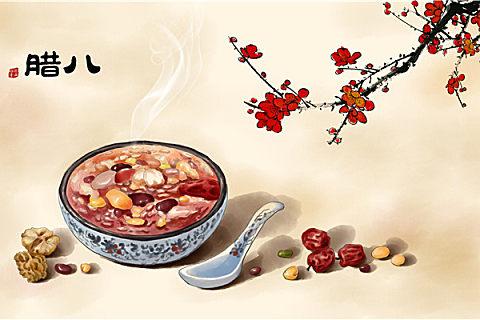 腊八节吃什么传统食物?腊八蒜这样腌绿的快
