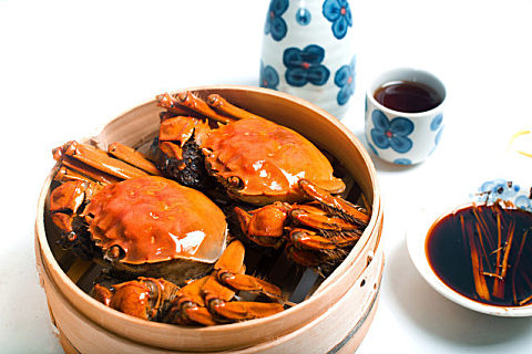 梭子蟹主要吃什么