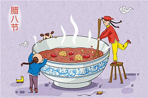 腊八饭简单美味做法步骤
