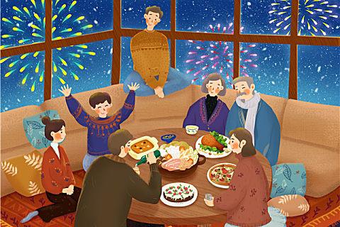 年夜饭必须吃什么?年夜饭吉祥菜名