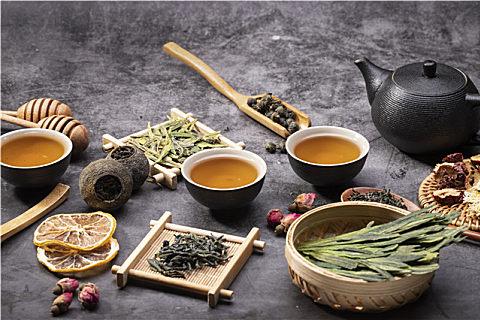 半发酵茶和全发酵茶的区别