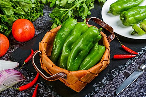 生吃青椒的好处