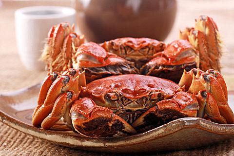 梭子蟹哪些部分不能吃