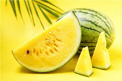黄瓤西瓜的品种