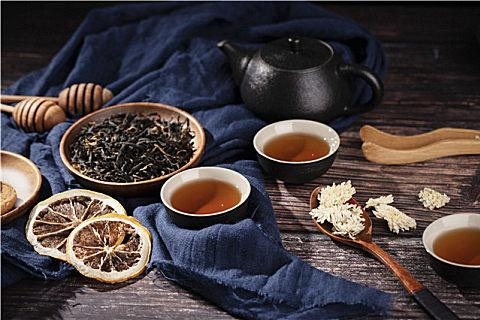 过年刮油解腻喝什么茶