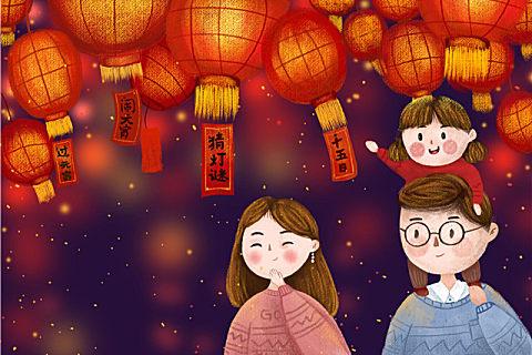 元宵节的由来和传统习俗